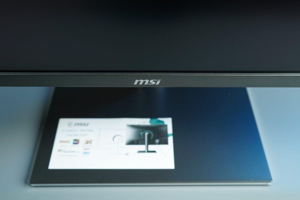 MSI Creator PS321QR stopka monitora