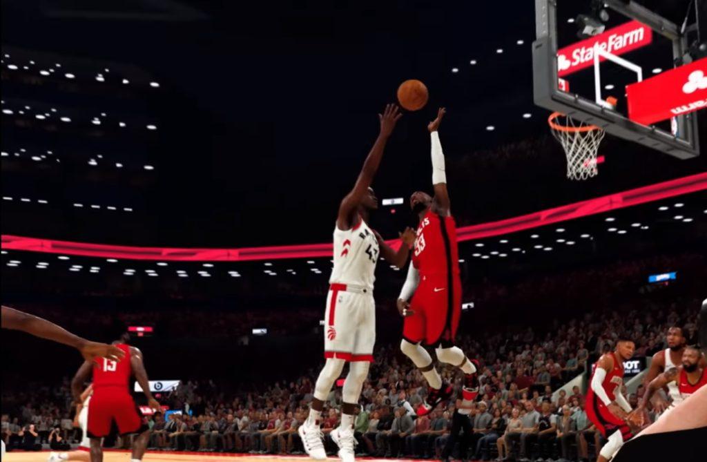 NBA 2K21 zdjęcie z gry