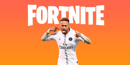 Neymar pojawi się w Fortnite? Wszystko na to wskazuje