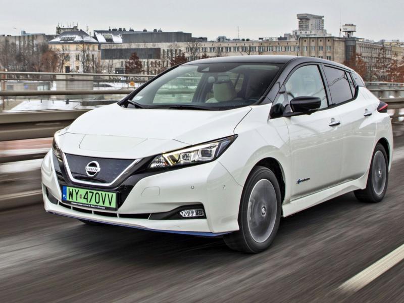 Ile jest w Polsce samochodów elektrycznych? Znamy marki i dokładne statystyki
