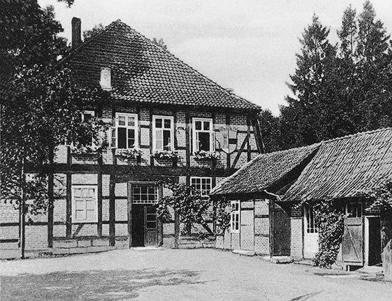 pierwsza siedziba Sennheisera