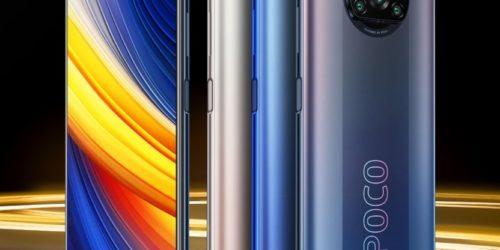 Poco X3 Pro|F3 – specyfikacja, wygląd, cena. Nowe Pocophony zaprezentowane
