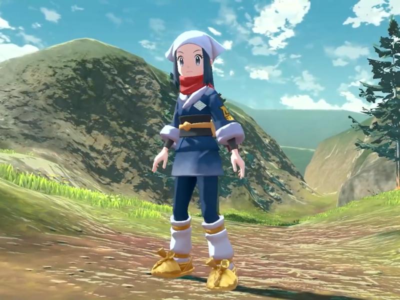 Pokémon Legends: Arceus – przełomowy RPG z otwartym światem, zapowiedziany z okazji 25-lecia franczyzy
