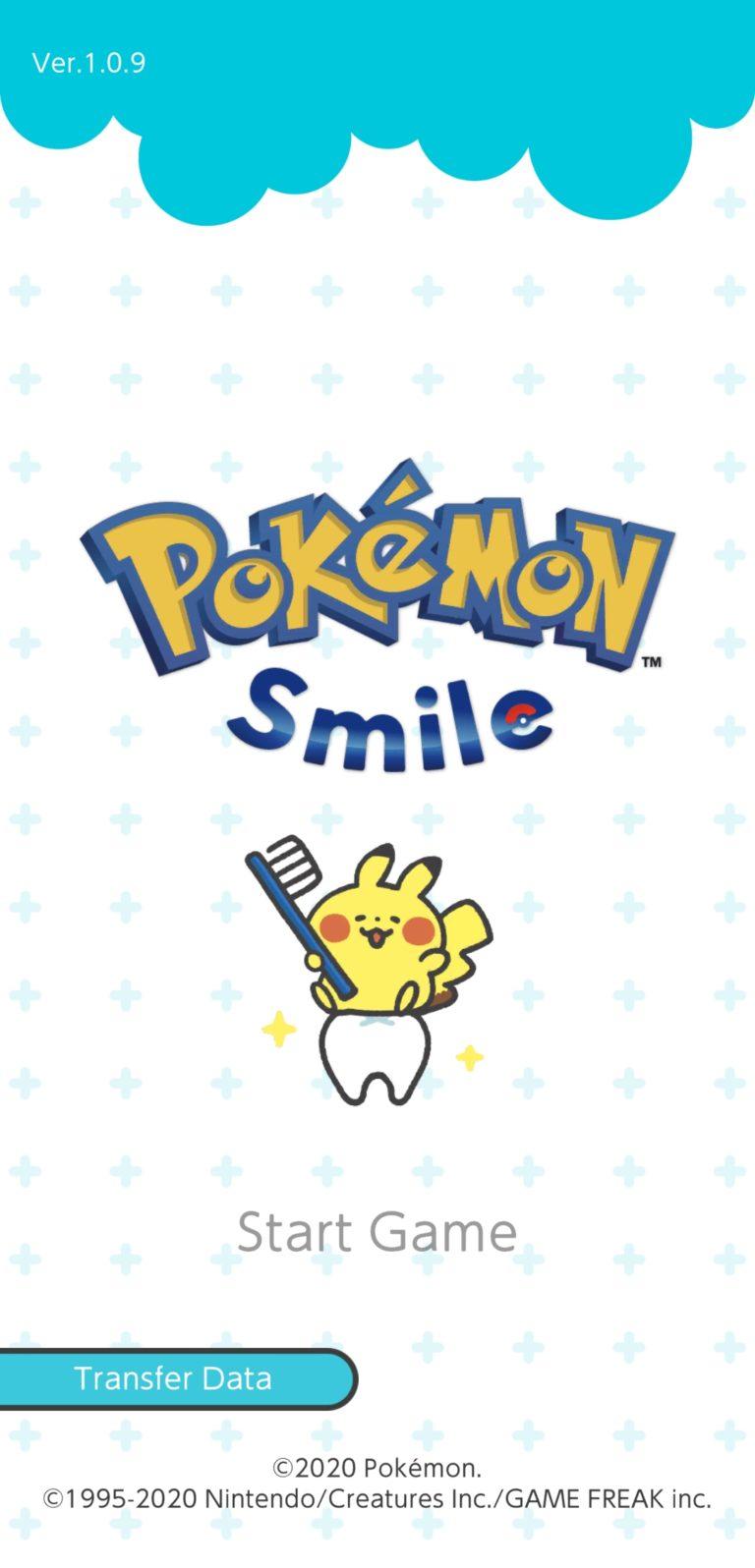 pokemon smile aplikacja do mycia zębów