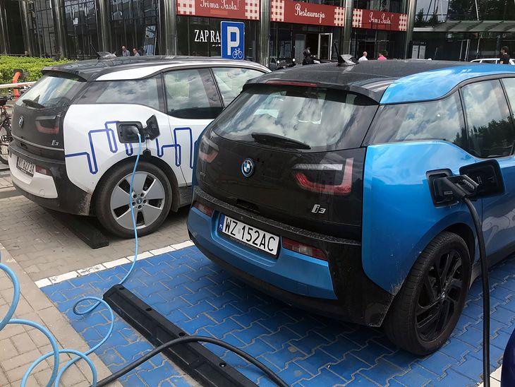 Samochody elektryczne w Polsce 2020 rok