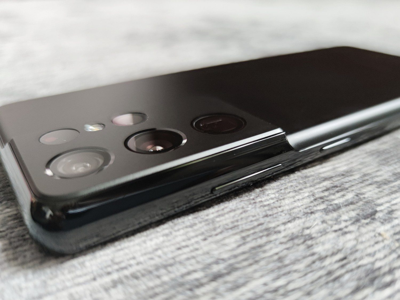 boczne przyciski Samsung Galaxy S21 Ultra