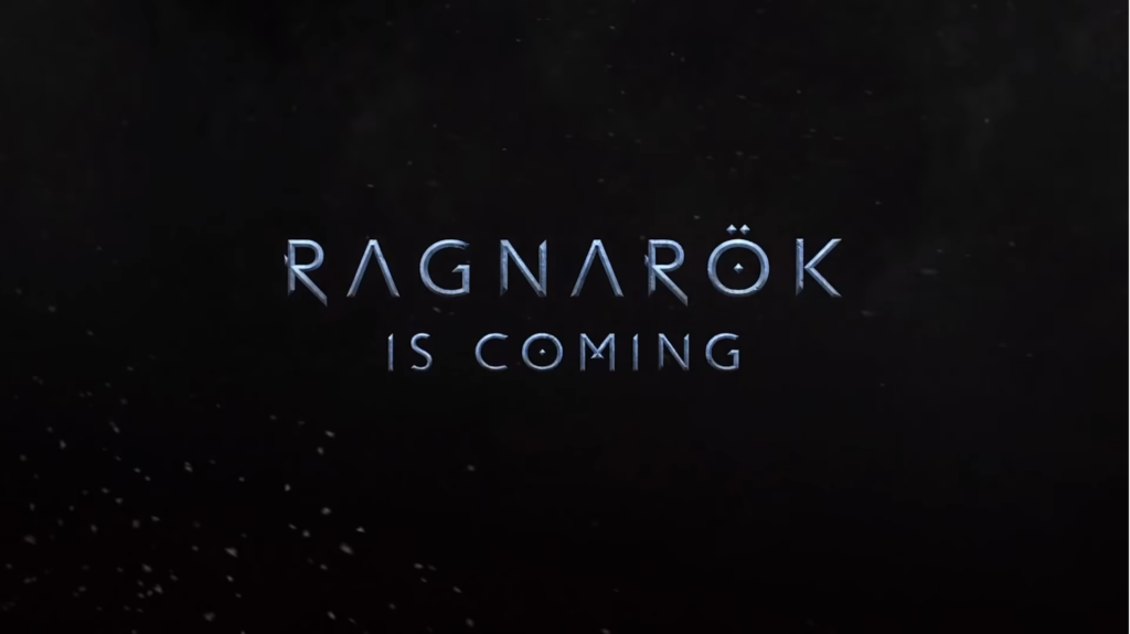 God of War 2 Ragnarok is coming