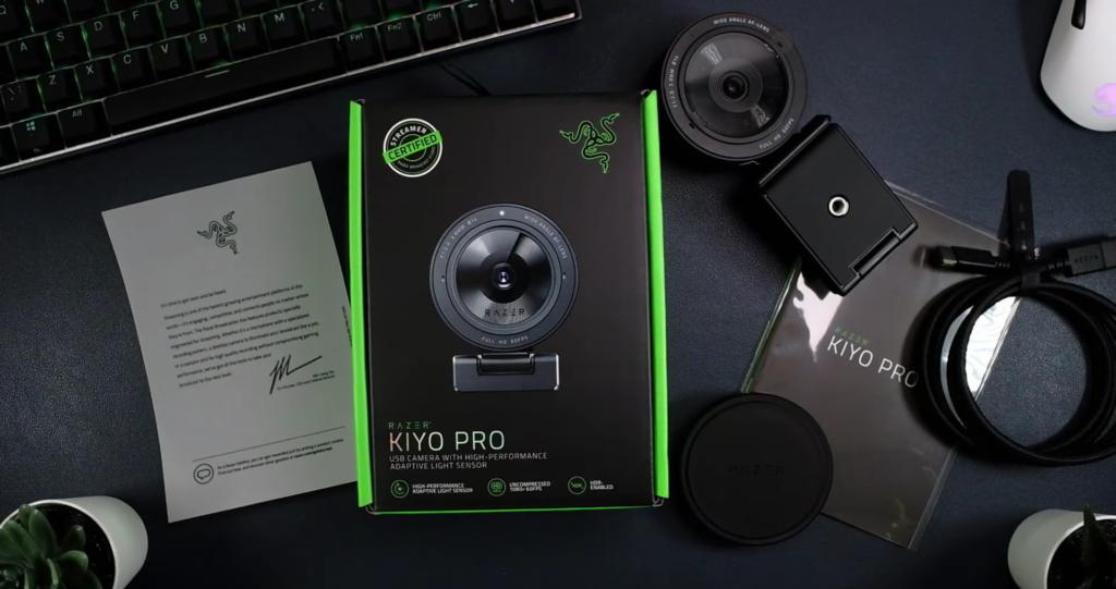 Razer Kiyo Pro zestaw