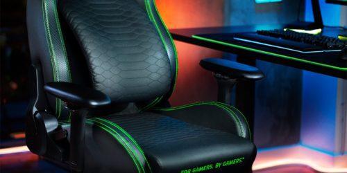Recenzja Razer Iskur. Ergonomiczny fotel gamingowy