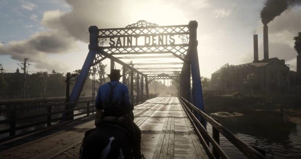 Zdjęcie z Read Dead Redemption 2