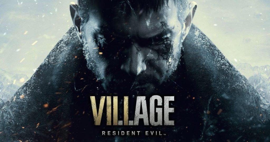 Resident Evil Village gra okładka