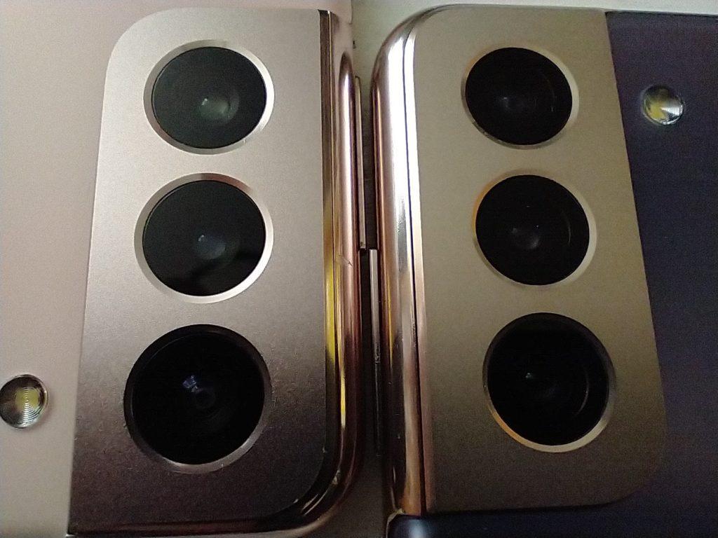 Samsung Galaxy S21 porównanie aparatów