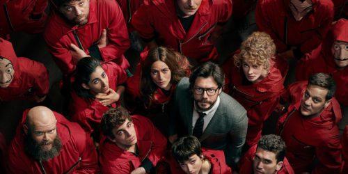"""""""Dom z papieru"""" sezon 5. Kiedy będzie dostępny na Netfliksie i co wiemy o nowych przygodach najpopularniejszych hiszpańskich porywaczy?"""