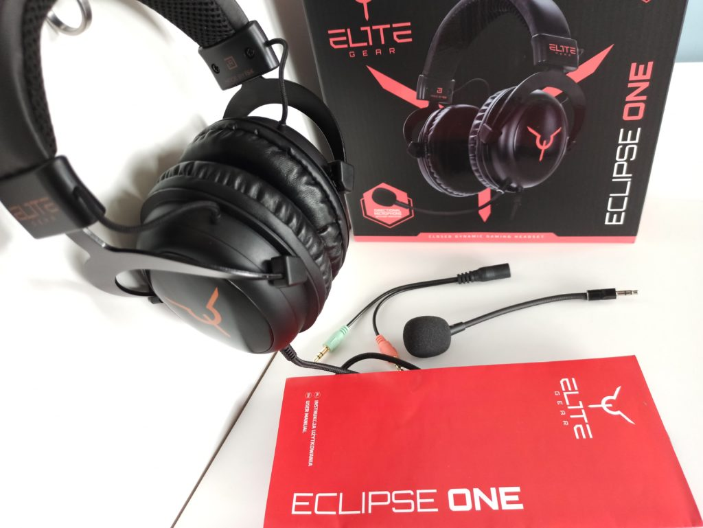 unboxing eclipse one