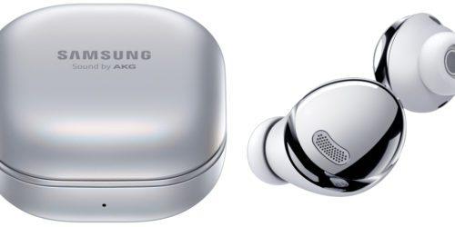 Samsung Galaxy Buds Pro – w tych pchełkach drzemie moc