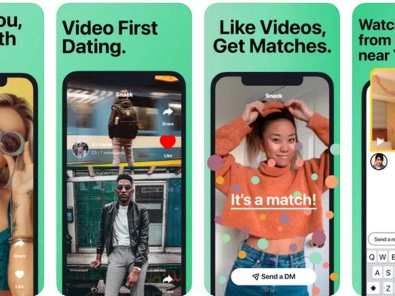 Aplikacja randkowa Snack – połączenie TikToka i Tindera stworzone na potrzeby pokolenia Z
