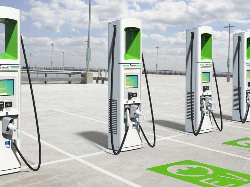 Stacje ładowania samochodów elektrycznych w Polsce. Gdzie się znajdują?