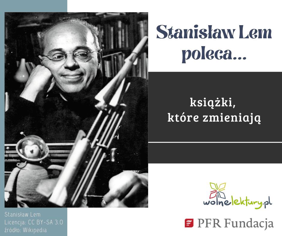 Stanisław Lem Poleca