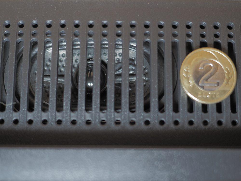 głośniki tcl 43p615