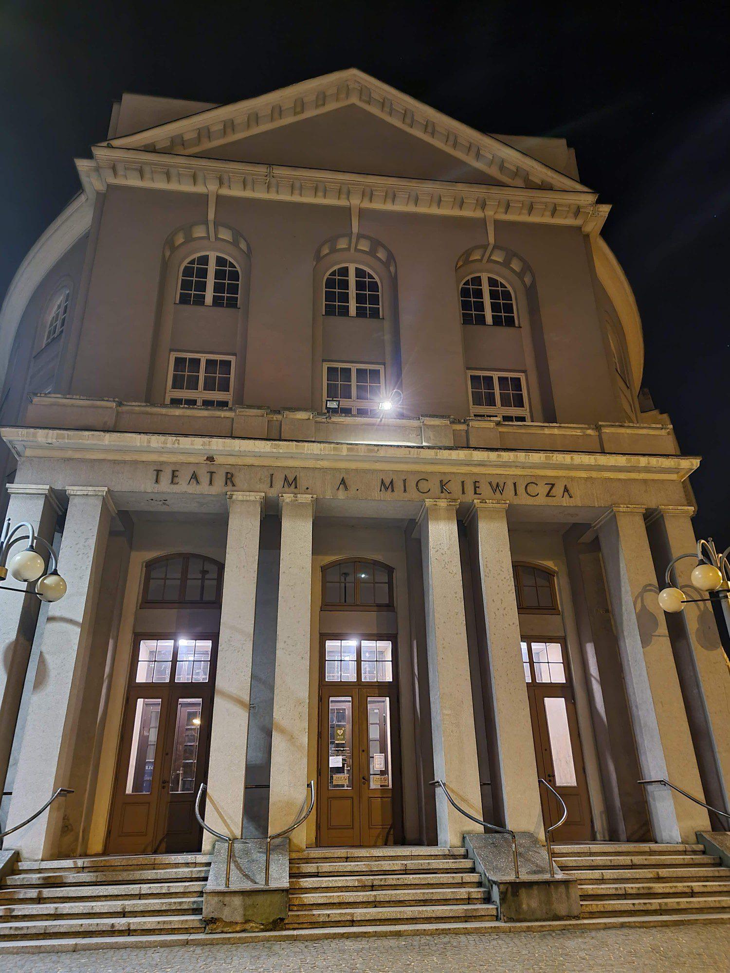 teatr tryb nocny Samsung Galaxy S21 Ultra
