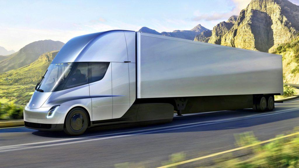 Jak wygląda Tesla Semi?