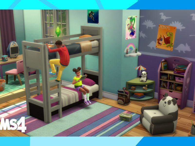 The Sims 4 wreszcie z łóżkami piętrowymi. Po 7 latach od premiery