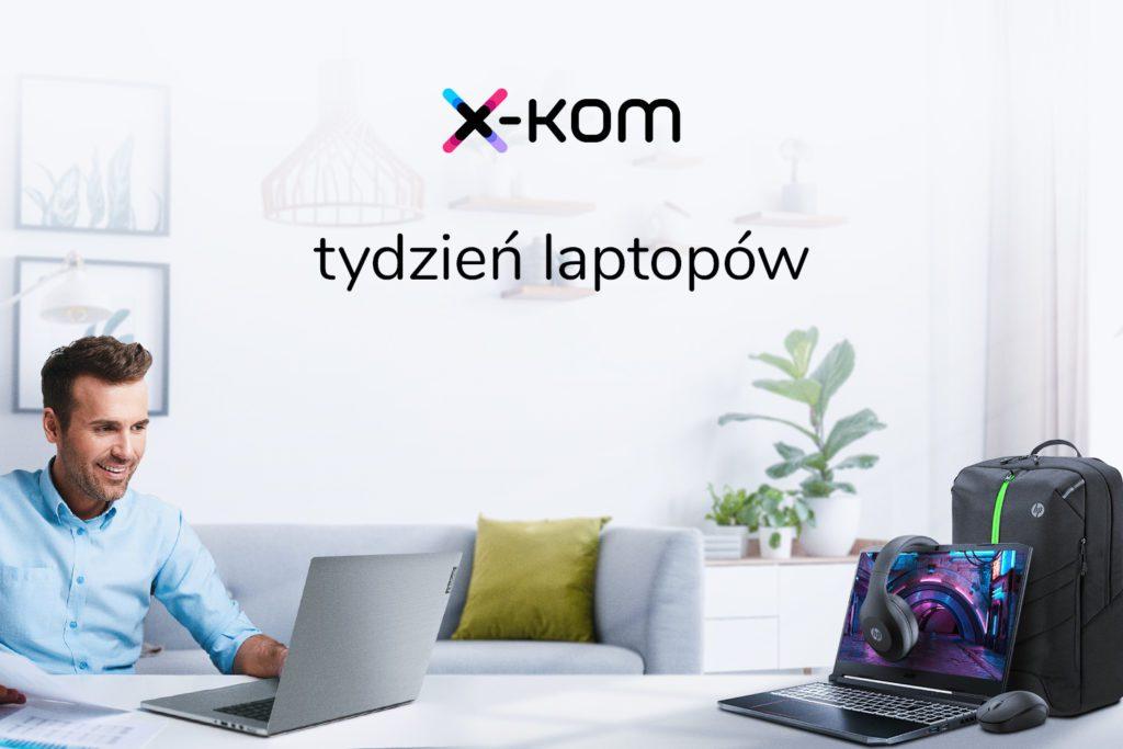 Tydzień laptopów promocja x-kom