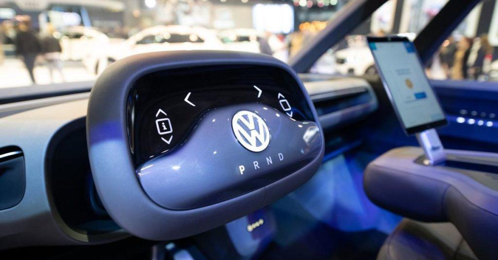 Volkswagen ID Buzz kierownica