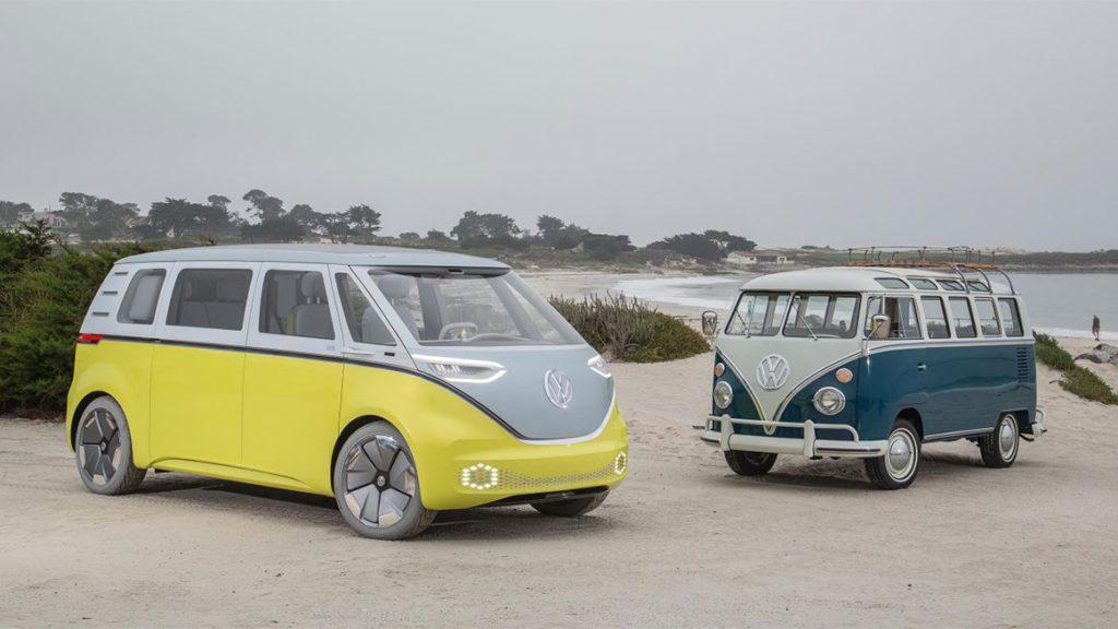 Volkswagen ID Buzz premiera