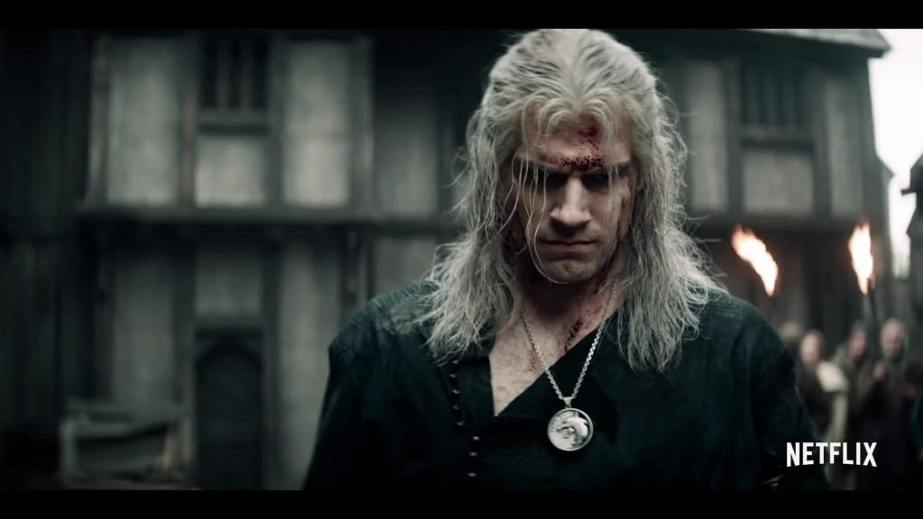 The Witcher Geralt Henry Cavill Blaviken