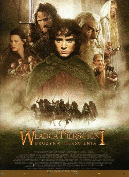"""Dwadzieścia lat temu na ekrany kin trafiła pierwsza część """"Władcy Pierścieni"""""""