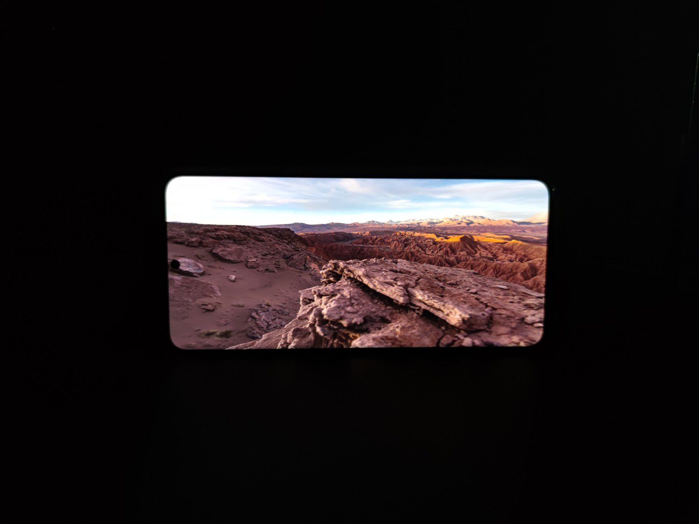 wyświetlacz Quad HD+ samsung galaxy s21 ultra