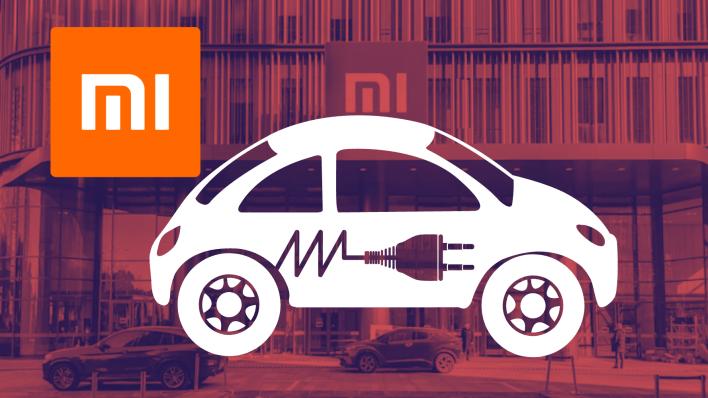 Xiaomi samochód elektryczny