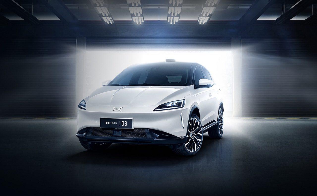 Xpeng Motors samochód elektryczny