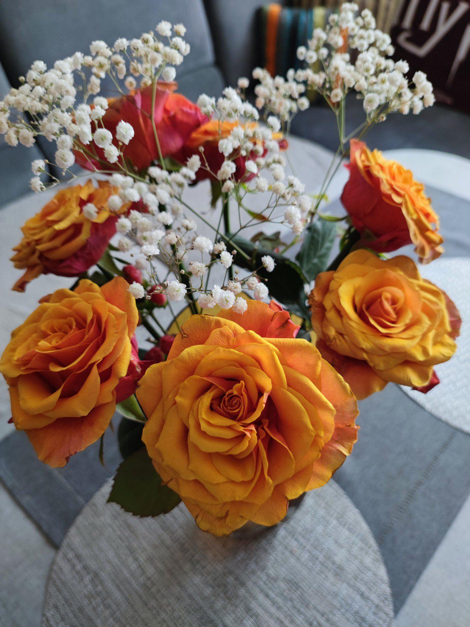 róże zdjęcie xiaomi Mi 11