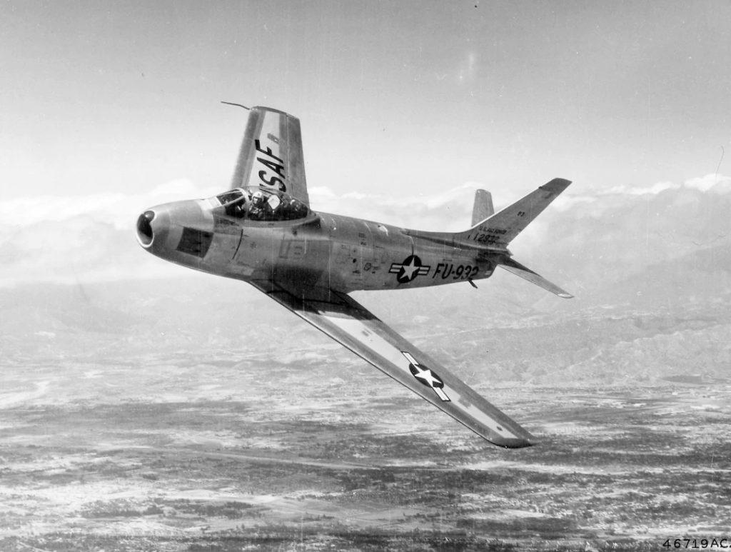 F-86 Sabre USAF