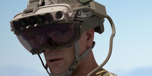 HoloLens Microsoftu coraz bliżej U.S. Army
