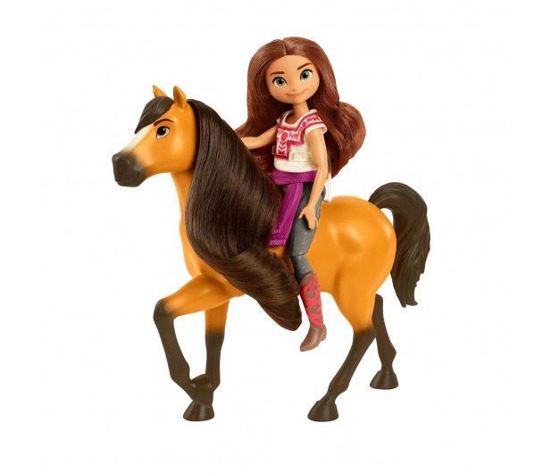 lalka lucky Spirit Mustang