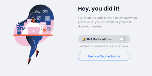 Sparked - nowa aplikacja Facebooka do szybkich randek wideo
