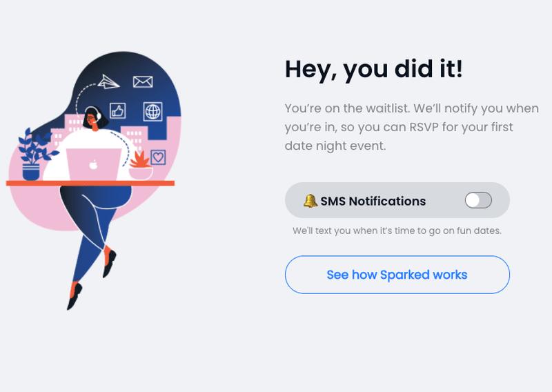 Sparked – nowa aplikacja Facebooka do szybkich randek wideo
