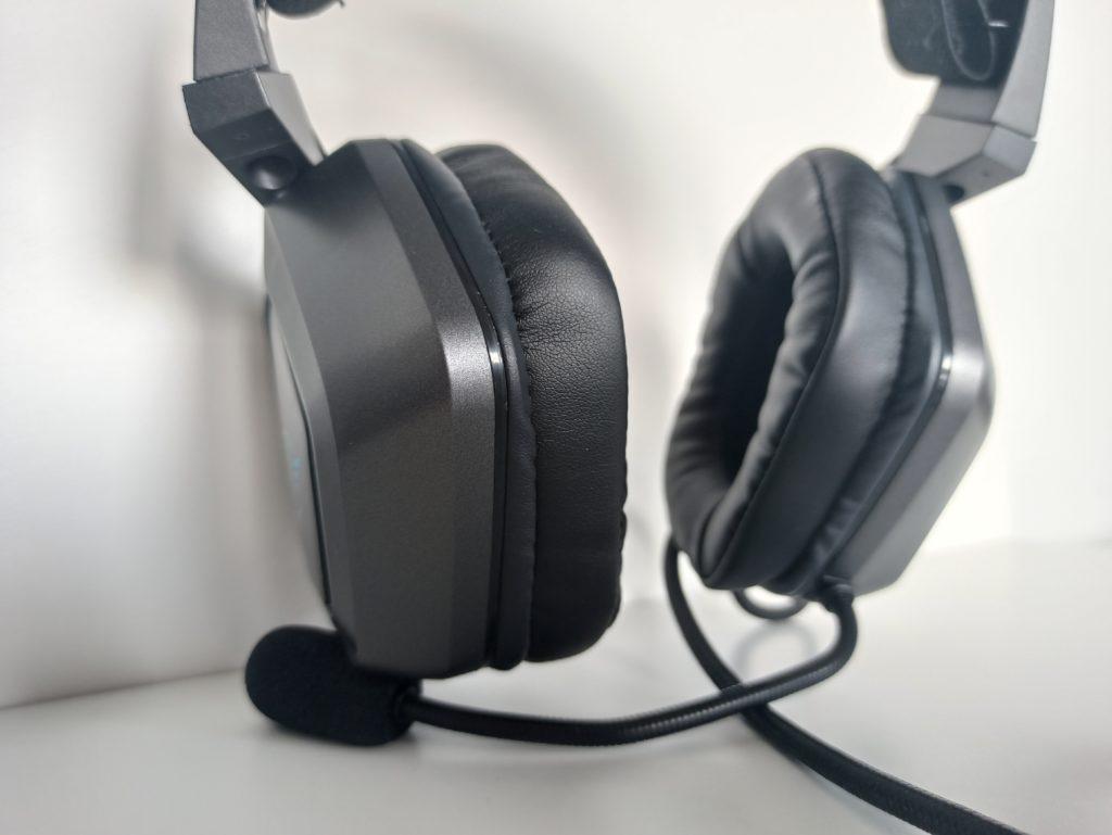 Trust GXT 450 Blizz 7.1 nausznice mikrofon
