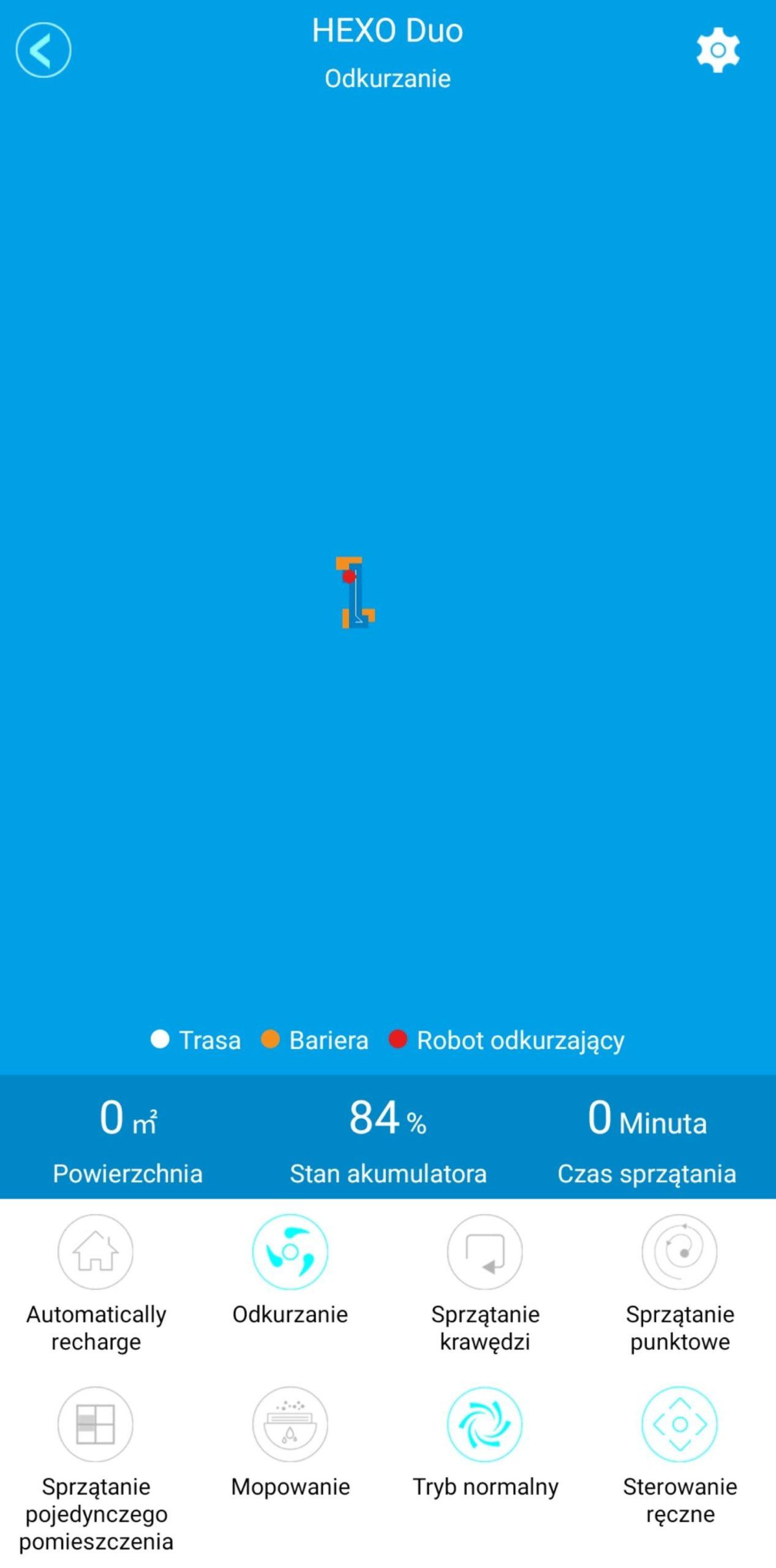 Widok aplikacji 1