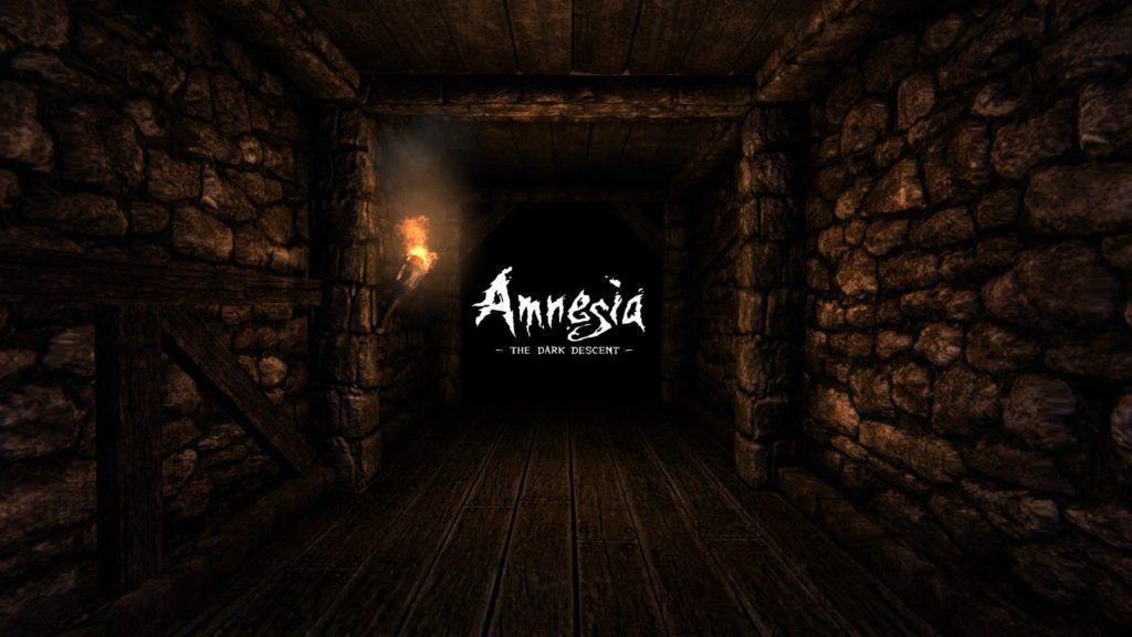 Amnesia the dark descent mapa gry