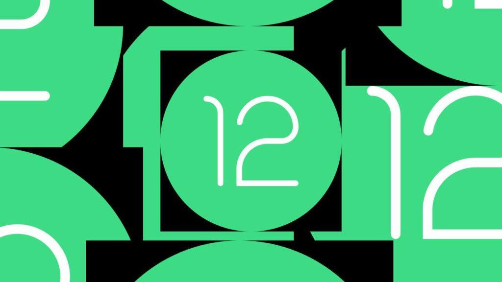 android 12 obrazek