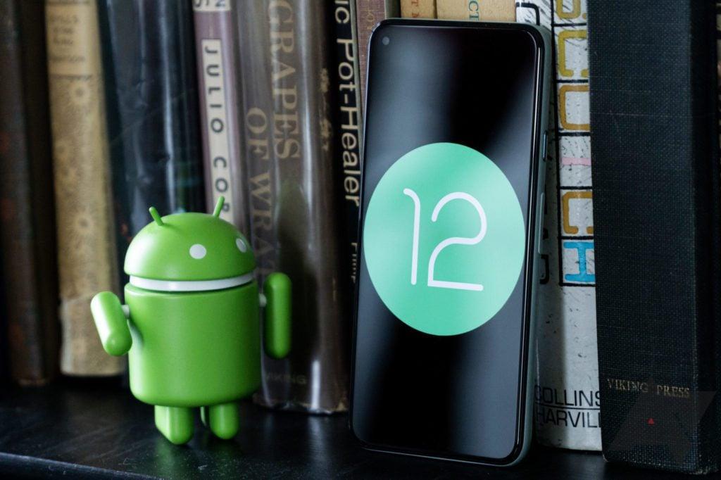 android 12 i smartfon