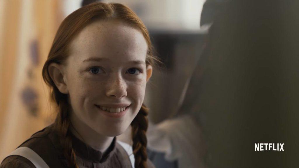Ania, nie Anna Amybeth McNulty