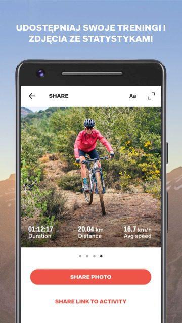 aplikacja sports tracker
