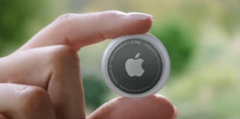 premiera apple airtag