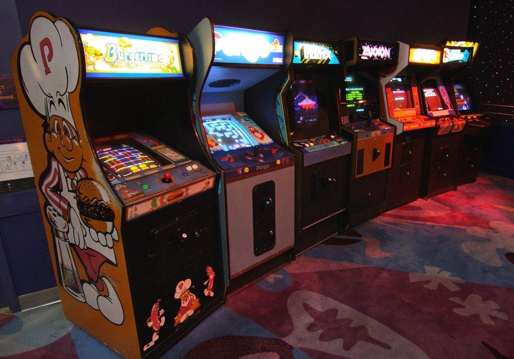 automaty arcade