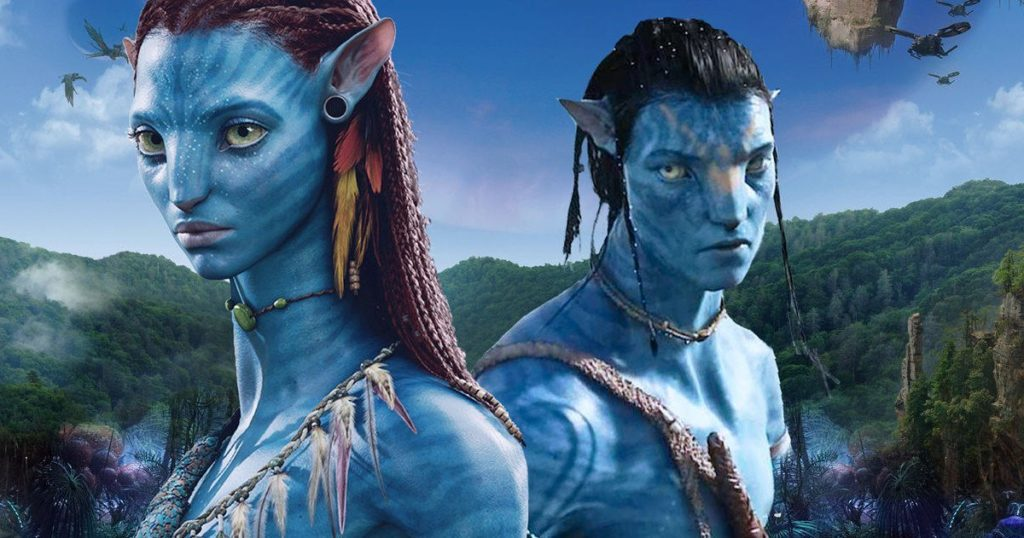 postacie z filmu avatar